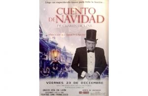 """Entradas """" Cuento de Navidad"""" por 6,90 €"""
