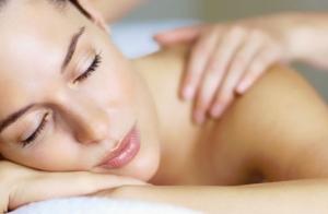 Masaje relajante de espalda o piernas por 14,90 €