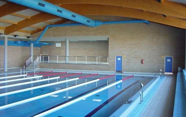 Bono de piscina gimnasio por 3 90 por 3 9 oferta for Gimnasio con piscina zaragoza